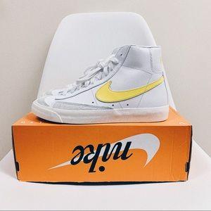 Nike Blazer Mid '77 Vintage Yellow